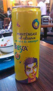 Mexican Fresca at Tenampa
