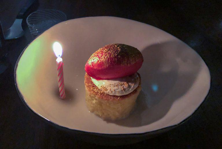 Pujol Birthday Treat Mexico City