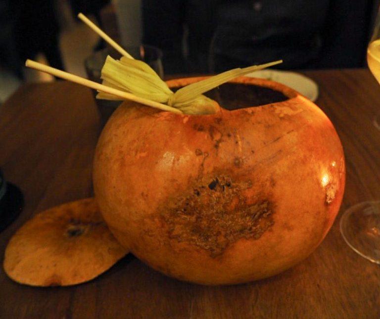 Gourd Pujol Mexico City