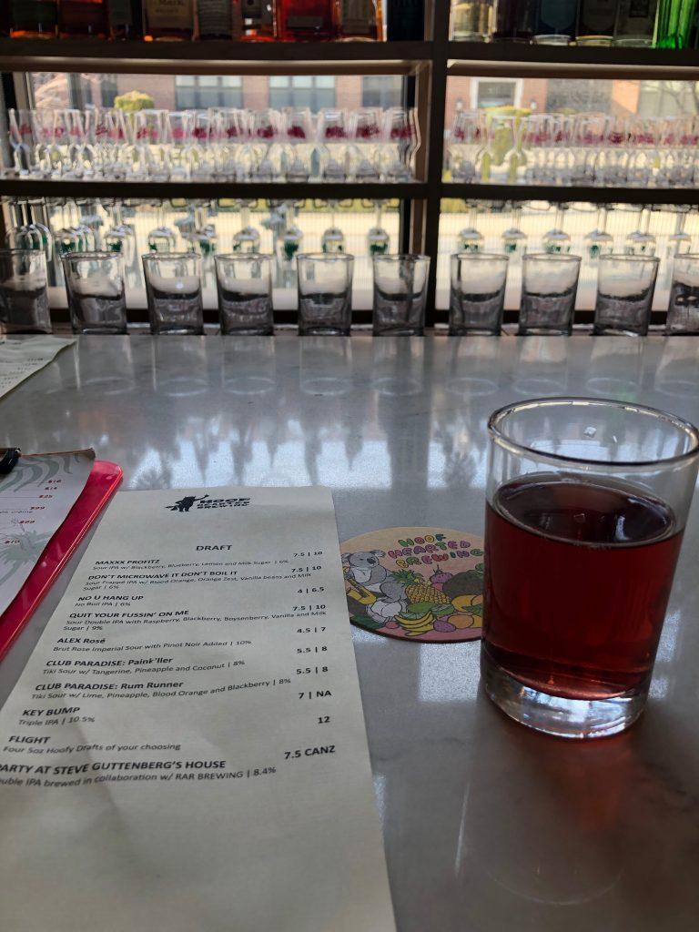Columbus Hoof Hearted Brewing Bar