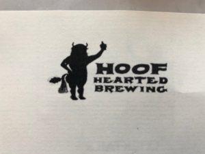 Hoof Hearted Brewing Logo Columbus Ohio