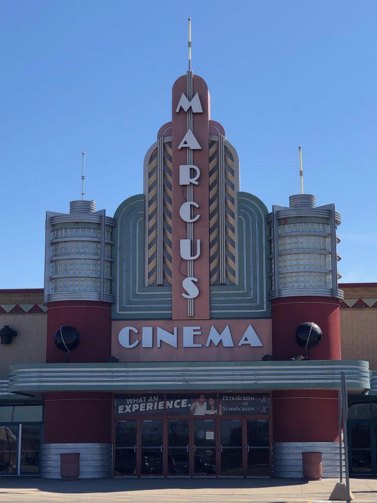 Marcus Theatre Pickerington Ohio