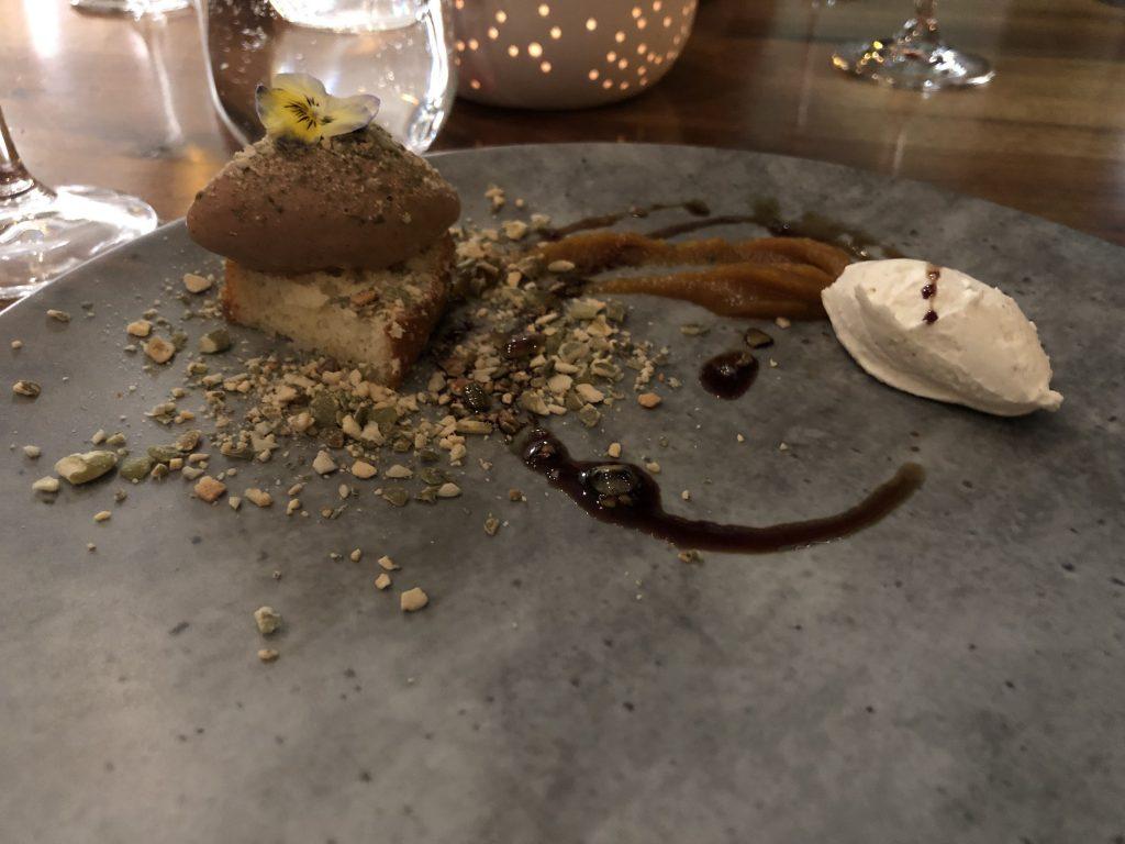 Dessert at Veritas Columbus