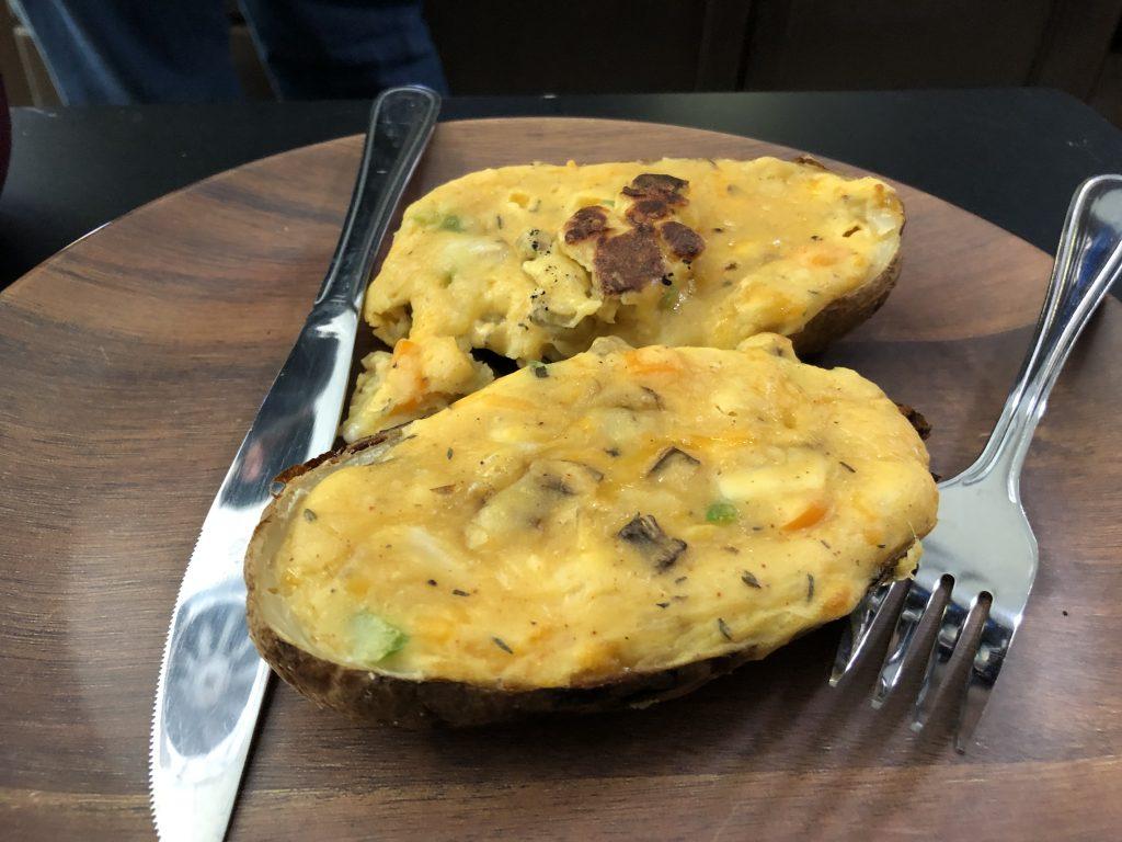 Enota Camping Breakfast Potato
