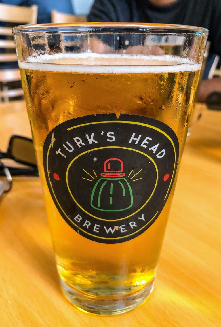 Turks Head Brewery Beer