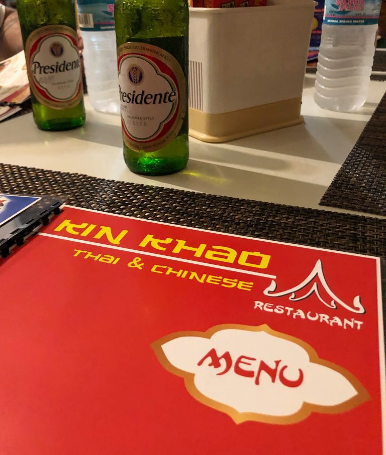 Kin Khao Thai on Turks and Caicos