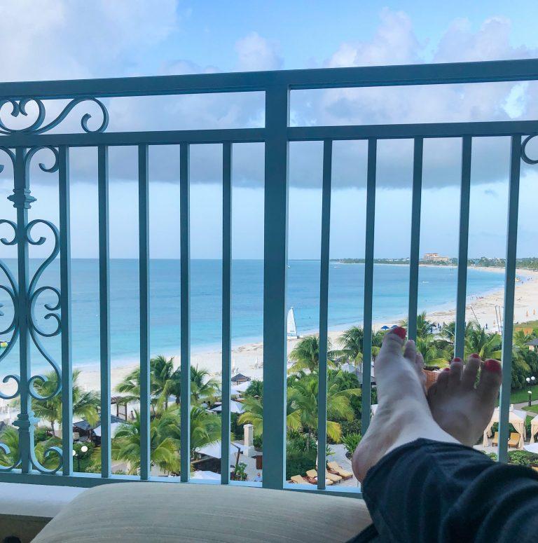 Seven Stars Balcony View Turks & Caicos