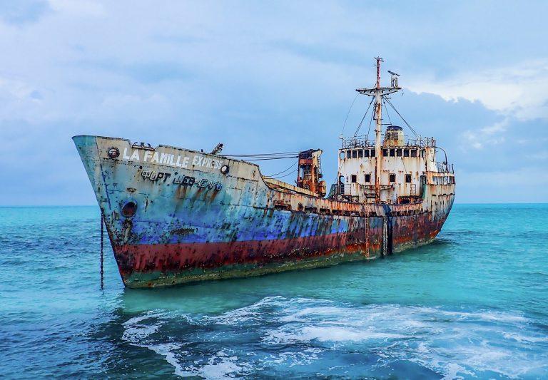 Turks & Caicos Shipwreck