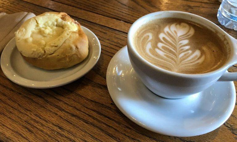 Breakfast at the Coffee Fox in Savannah GA