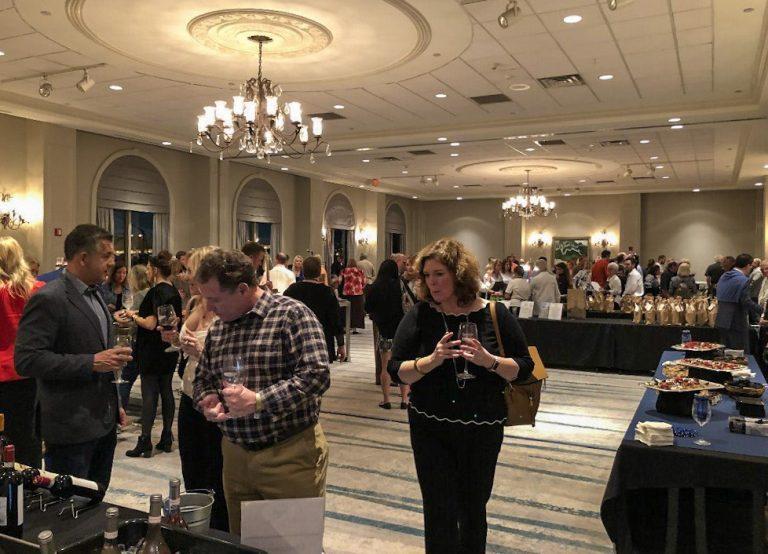 Savannah Food and Wine Festival Grand Reserve Tasting