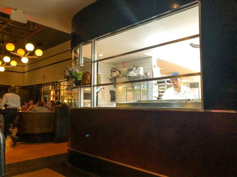 Kitchen at The Grey in Savannah GA