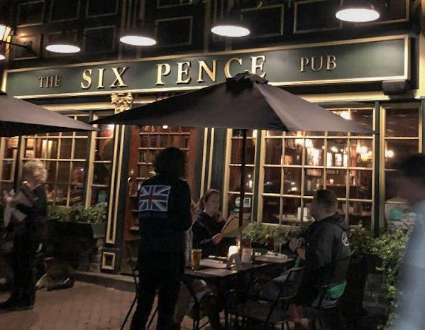 Savannah Six Pence Pub