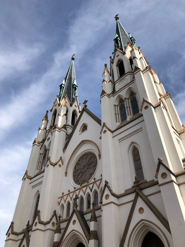 St Johns Cathedral in Savannah GA