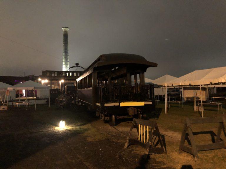 Savannah Railroad Museum Train