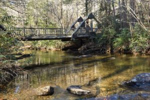 Smithgall Woods State Park Bridge