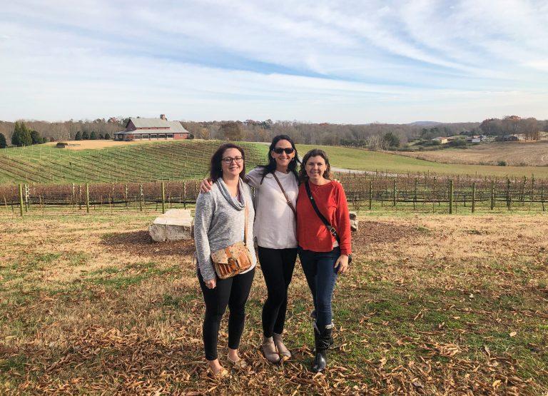 Cenita Vineyards Ladies