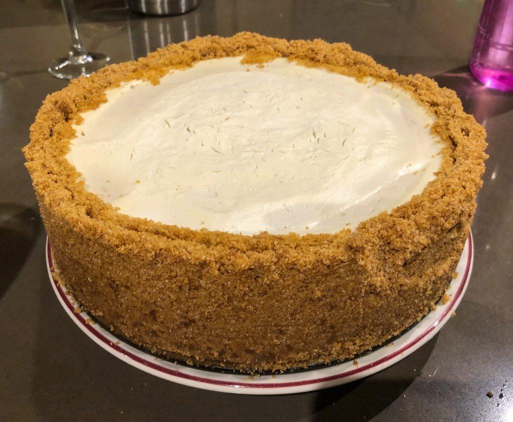 Smithgall Friendsgiving Cheesecake