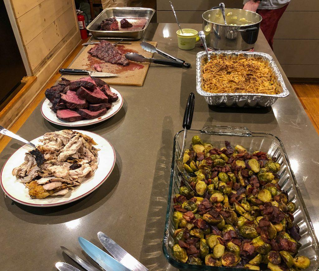 Smithgall Friendsgiving Feast