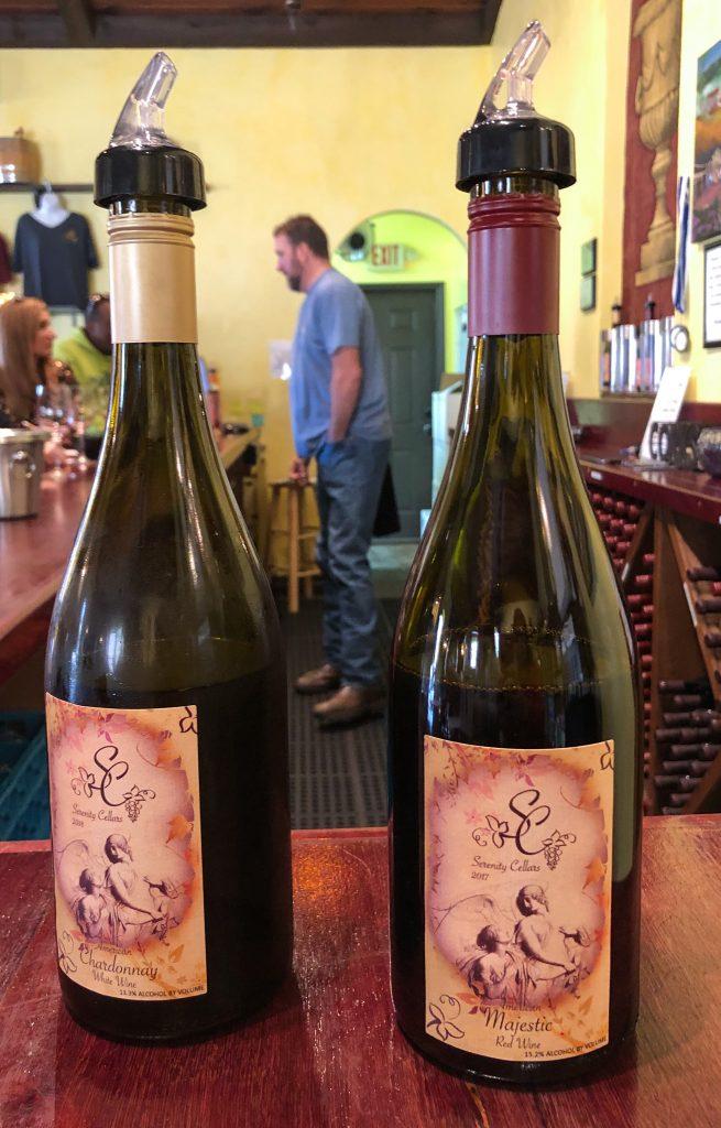 Serenity Cellars Wines