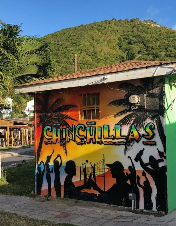 Chinchillas Mexican Beach Bar - St Kitts