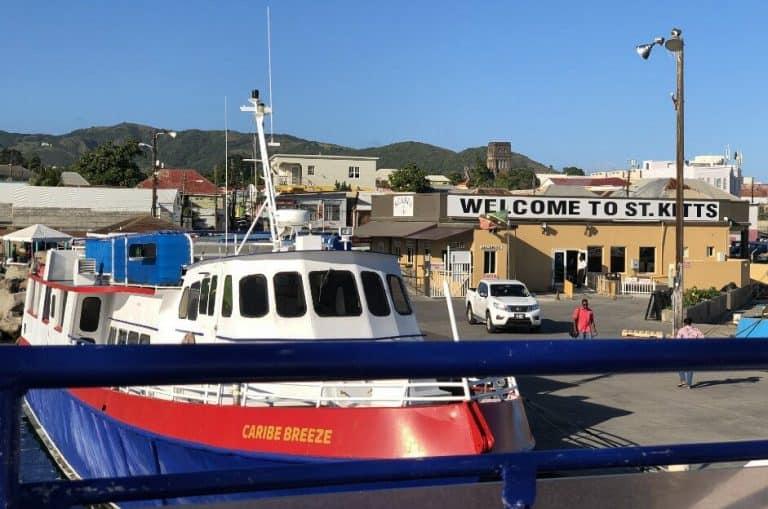 St Kitts Ferry