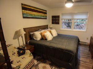 Beech Mountain Airbnb Bedroom