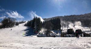 Beech Mountain Resort Ski Slopes