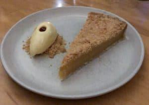 Dessert at Bastion Nashville TN
