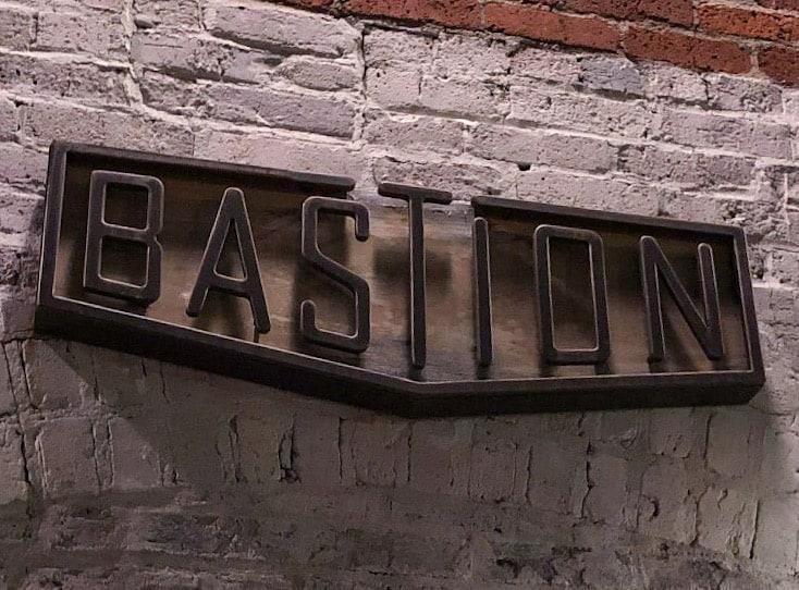 Entrance to Bastion Nashville TN