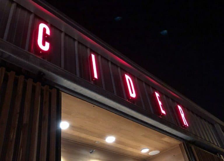 Diskin Cider Entrance Nashville TN
