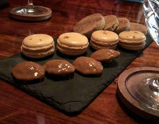 Desserts at the Rabbit Hole Nashville
