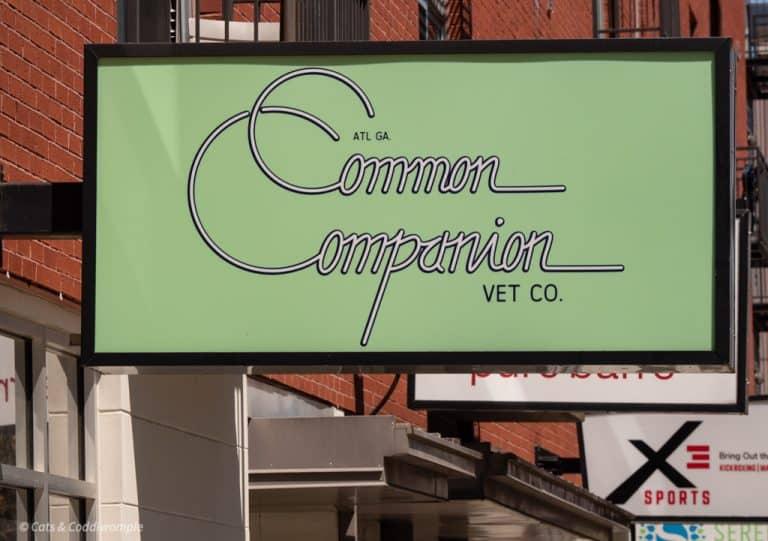 Common Companion Vet Co Sign