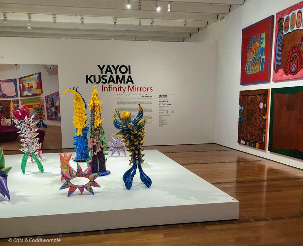 Yayoi Kusama High Museum of Art