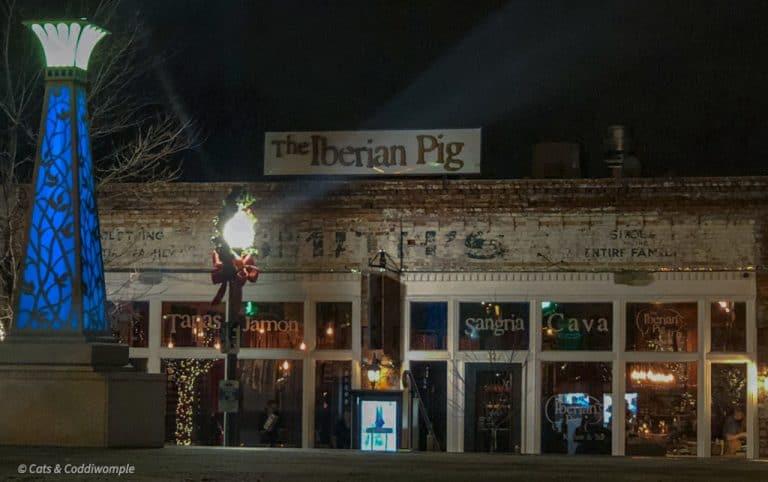 Iberian Pig Restaurant Decatur
