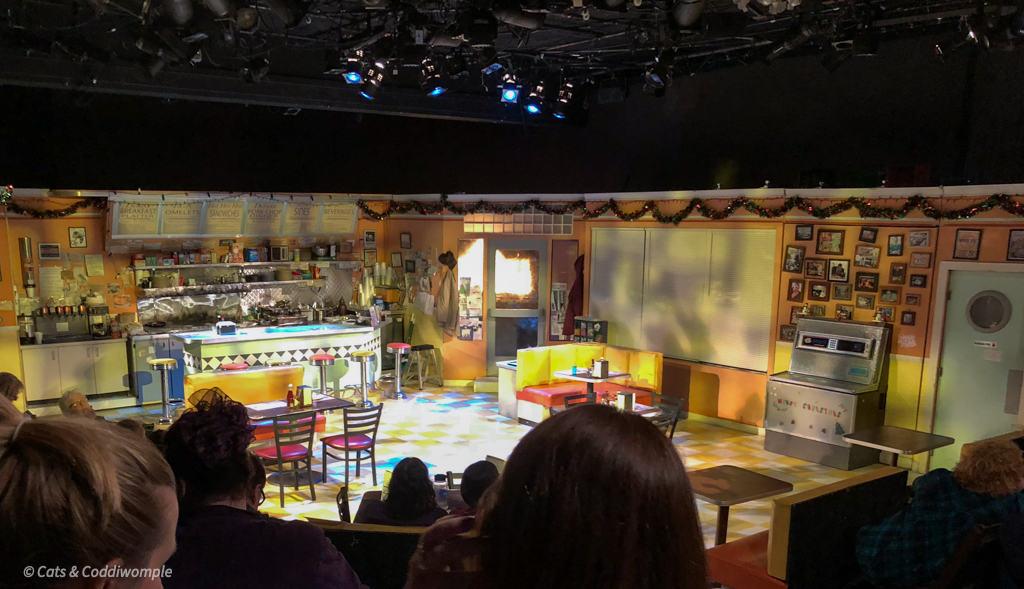 Waffle Palace Christmas Horizon Theatre