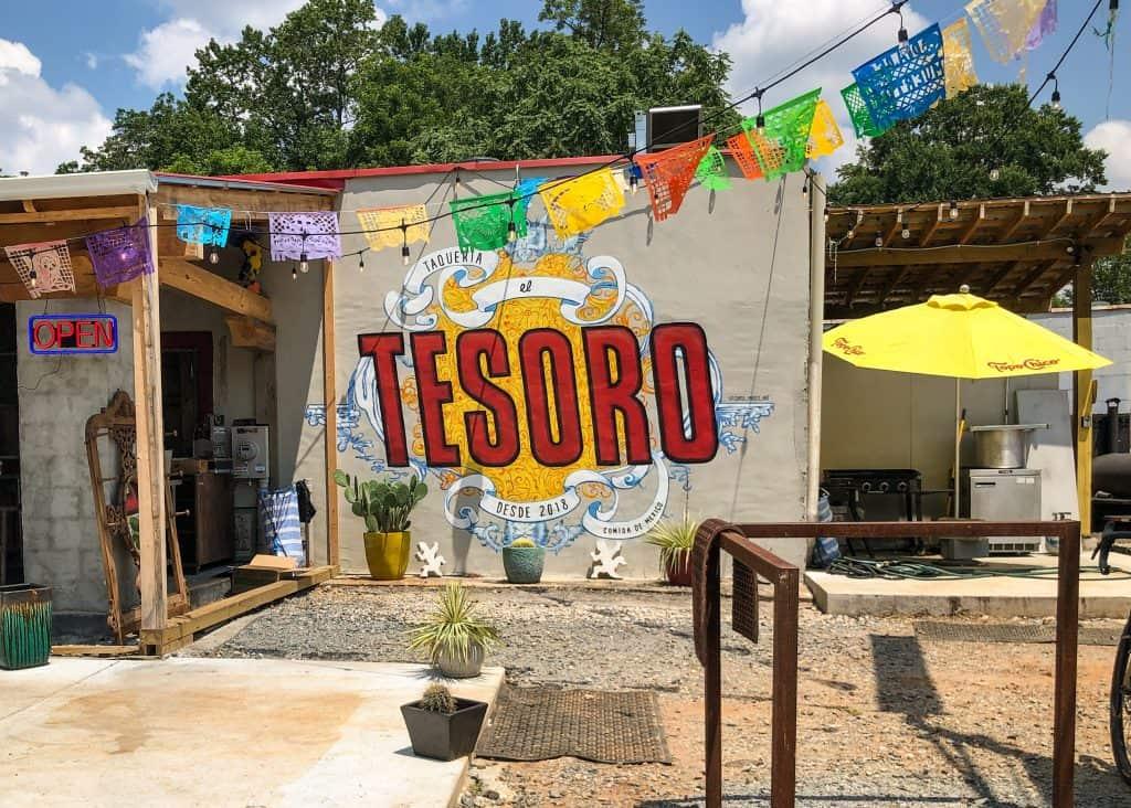 El Tesoro Restaurant