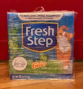 Fresh Step with Gain Box